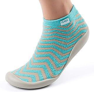 Plaka Slipper Socks for Women | Multipurpose Non Slip Socks | Cozy Cotton House Slippers for Women