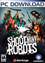 Shoot Many Robots 4-Pack [Online Game Code]
