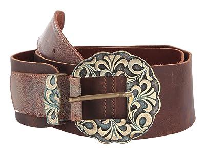 Leatherock Royce Belt (Tobacco) Women