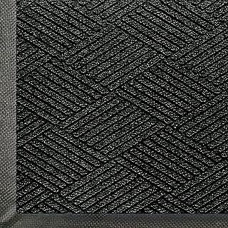 Andersen 2295 WaterHog Eco Premier Polyester Fiber Entrance Indoor/Outdoor Floor Mat, SBR Rubber Backing, 5' Length x 3' W...