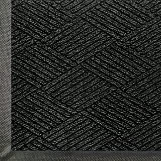 WaterHog Eco Premier | Commercial-Grade Entrance Mat with Diamond Pattern & Rubber..