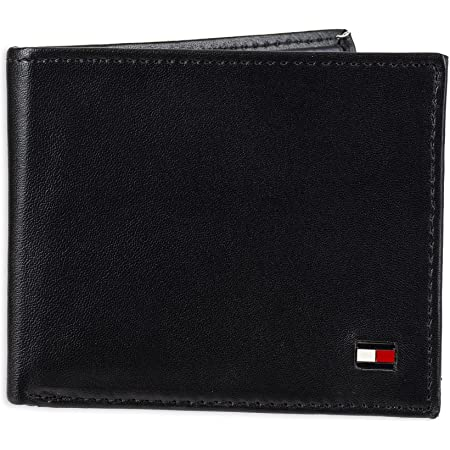 Tommy Hilfiger Men's Bi-Fold Wallet