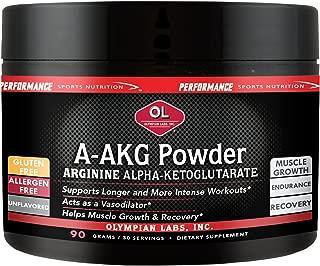 Olympian Labs A-AKG Powder -- 30 Servings