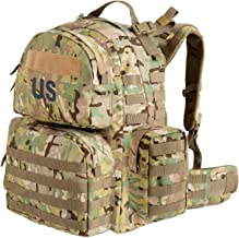 US Military Surplus Molle II Medium Rucksack,Army Tactical Backpack Multicam