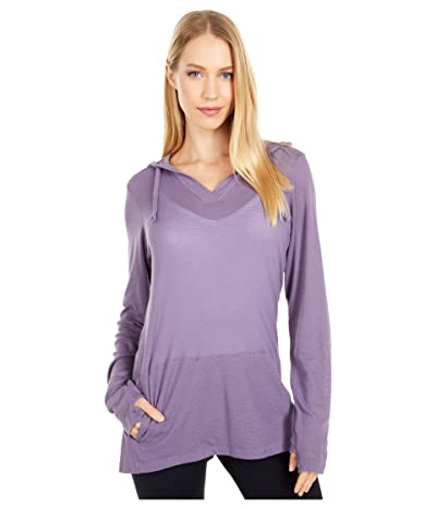ExOfficio BugsAway(r) Lumen Hoodie (Mulled Grape) Women