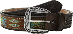 Ariat Ribbon Inlay Belt