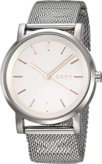 DKNY Soho Women's Three Hand Wrist Watch - 34MM Case