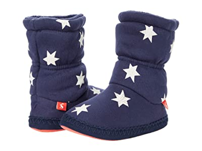 Joules Kids Padabout Boot Slippers (Toddler/Little Kid/Big Kid)