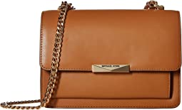 ae1cc6bf5b0218 Michael michael kors large gusset crossbody | Shipped Free at Zappos