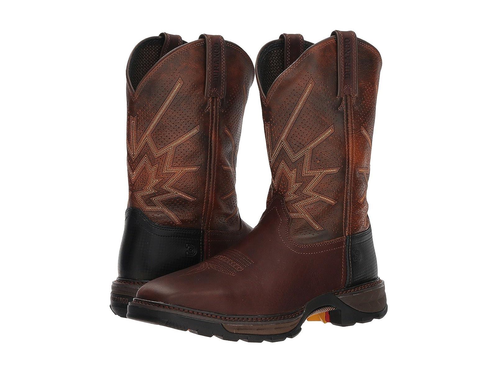 "Durango Maverick 11"" Ventilated Steel ToeAffordable and distinctive shoes"