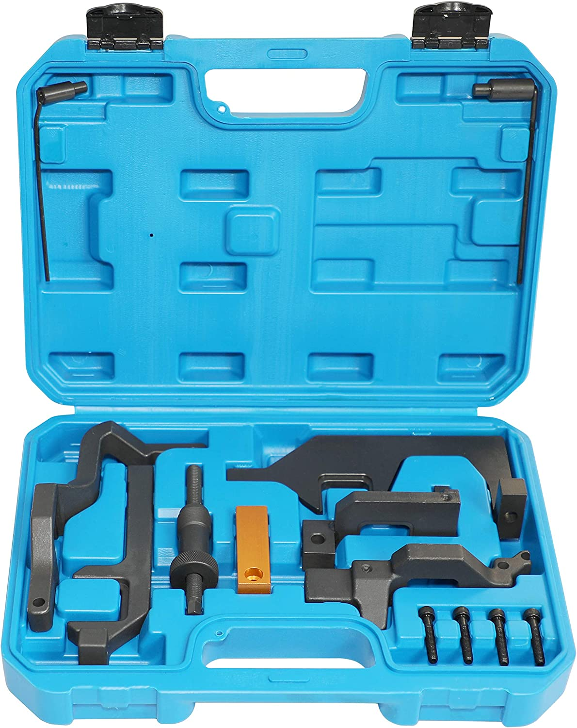 DPTOOL Camshaft Bombing Mail order new work Alignment Timing Tool Mi Compatible Set with BMW