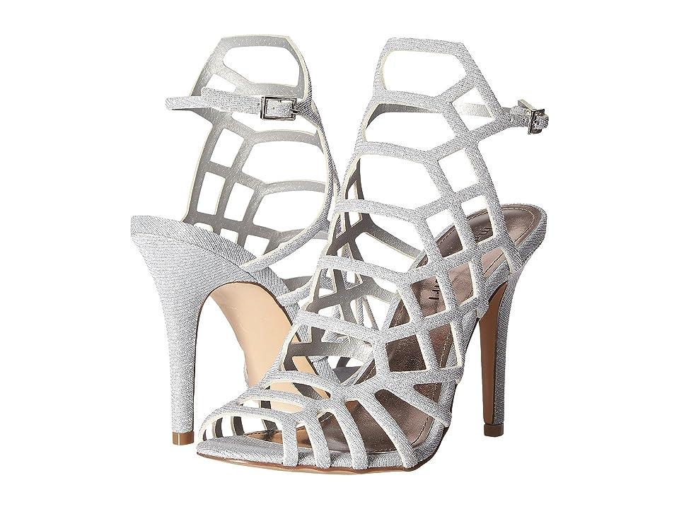 Madden Girl Directt (Silver) High Heels