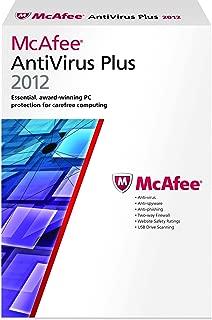 McAfee AntiVirus Plus 1 User 2012 [Old Version]