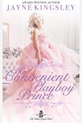 Her Convenient Playboy Prince (The Stenish Royals Book 2): Sweet Royal Romance Kindle Edition