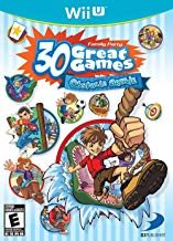 Family Party 30 Great Games: Obstacle Arcade - Nintendo Wii U (Renewed)