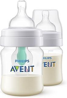 Philips Avent SCF810/24 ANTI-COLIC bottle PP 125 ML 2P, 2 count