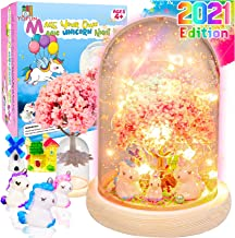 YOFUN Make Your Own Unicorn Night Light - Unicorn Craft Kit for Kids, Arts and Crafts Nightlight Project Novelty for Girl ...