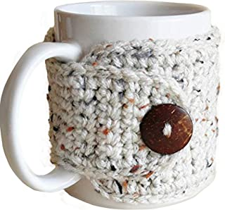Mug Cozy Oatmeal Coffee Gift