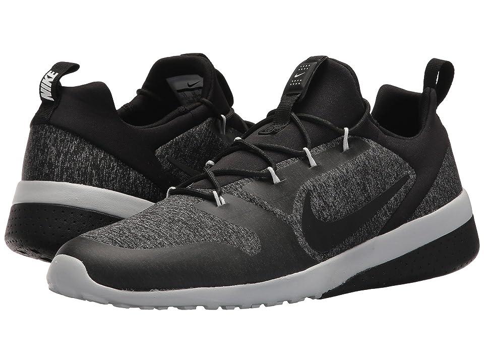 Nike CK Racer (Black/Black/White/Pure Platinum) Men