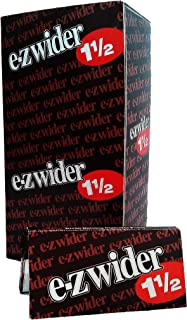 EZ WIDER 1 1/2 Rolling Papers 24 BOOKLETS