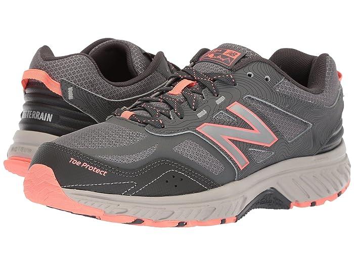 New Balance  510v4 (Steel/Lead) Womens Running Shoes