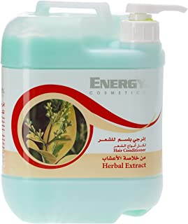 ENERGY COSMETICS Hair Conditioner with Herbal Extract, 5 Litre