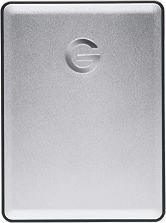 G-Technology G-DRIVE Micro-USB 3.0 移动硬盘 1TB 3.1
