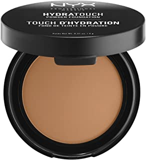 NYX PROFESSIONAL MAKEUP Hydra Touch Powder Foundation, Sable, 0.31 Ounce