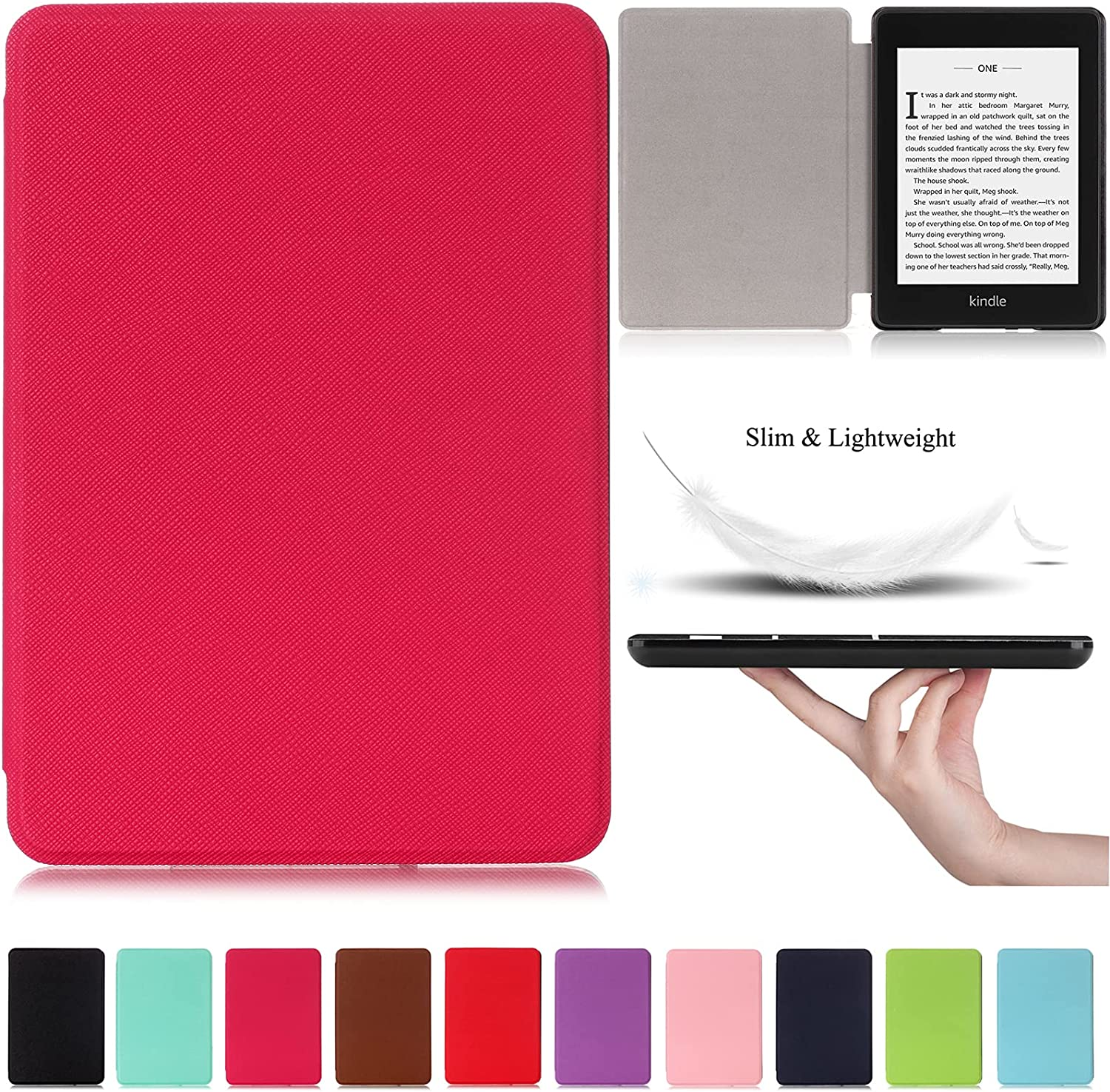 Artyond Case For Kindle Paperwhite sale Ranking TOP6 10th Generation Lea PU 2018