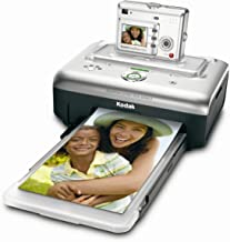 Kodak Easyshare C533 5 MP Digital Camera with 3xOptical Zoom with G600 printer dock Bundle