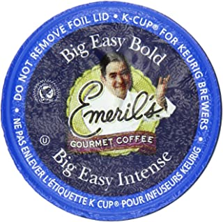 Emeril's Big Easy Bold, K-Cup for Keurig Brewers, 24 Count (Pack of 2)