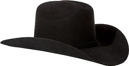 Stetson Men's 3X Oakridge Wool Cowboy Hat - Swoakr-724007 Black