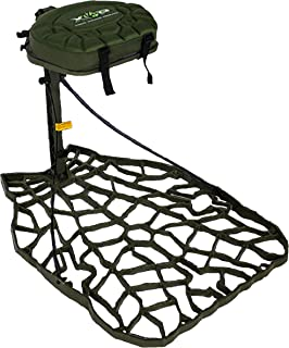 XOP-XTREME OUTDOOR PRODUCTS Cast Aluminum Maximus Tree Stand, XOP Green, 34