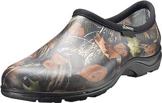 Sloggers Shoe's Men's Waterproof Comfort, Camo, 9