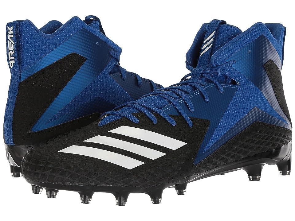 adidas Freak x Carbon Mid (Core Black/Footwear White/Collegiate Royal) Men