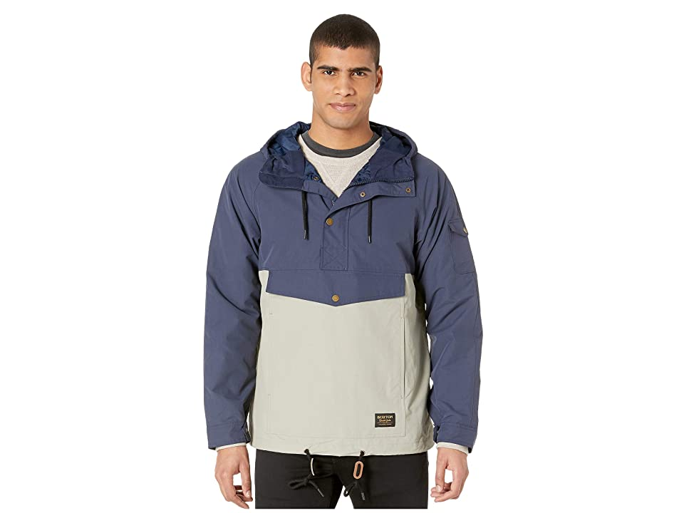 Burton Welton Anorak (Mood Indigo/Hawk) Men