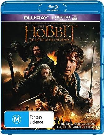 Hobbit: Battle of Five Armies BD