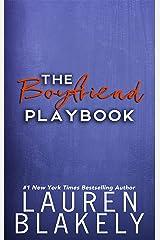 The Boyfriend Playbook Kindle Edition