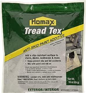 Homax Group Inc 8600 8600-6 Tread Tex Anti Skid Paint Additive, 16 Oz