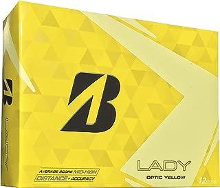 Bridgestone 2017 Lady Precept Golf Balls 12-Ball Pack