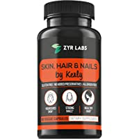 60 Count ZYR Labs with Biotin, Collagen, Vitamins A, C and E and Zinc