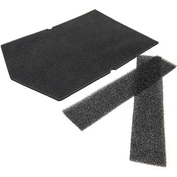 Miele 6057930 schiuma filtro di spugna filtro türfilter FILTRO FILTRO TAPPETINO asciugatrice