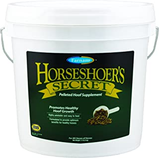Farnam Horseshoers Secret