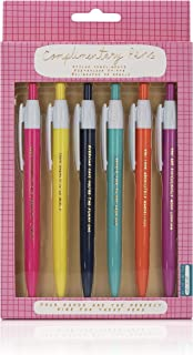 Notes To Self Complimentary Pens, Pack of 6