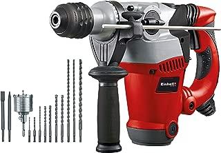 Einhell Pack con martillo perforador eléctrico, 12