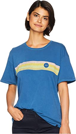 Retro Wash Ringer Tee