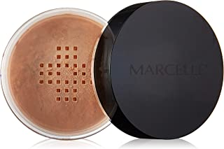 Marcelle Luminous Face Powder, Translucent Radiance, Hypoallergenic and Fragrance-Free, 40ml