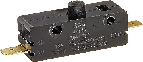 ge dryer interlock switch