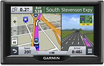 Garmin Nuvi 58LM 5-Inch GPS Navigator - US and Canada Maps (Renewed)