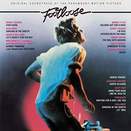 Footloose Original Motion Picture Soundtrack Von Various Artists